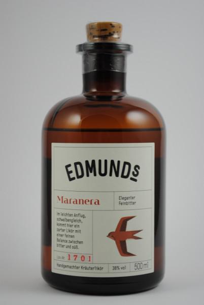 Edmund`s Maranera Kräuterlikör, Kullmer